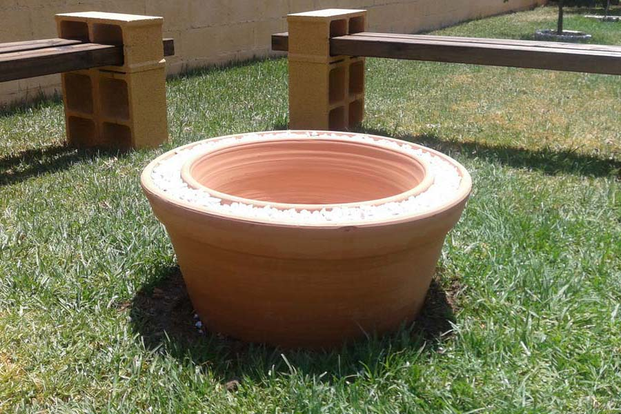 Clay Fire Pit Lowes 187 Design And Ideas