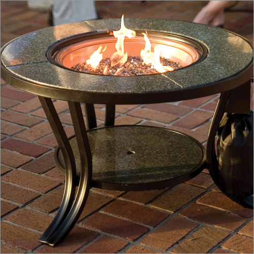 Coleman Fire Pit Table