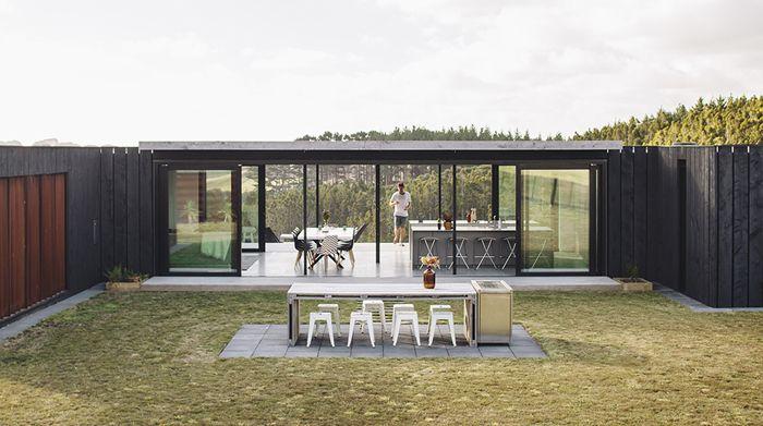 Modern Beach House Plans Nz   Homemini s comContainer House Designs Nz