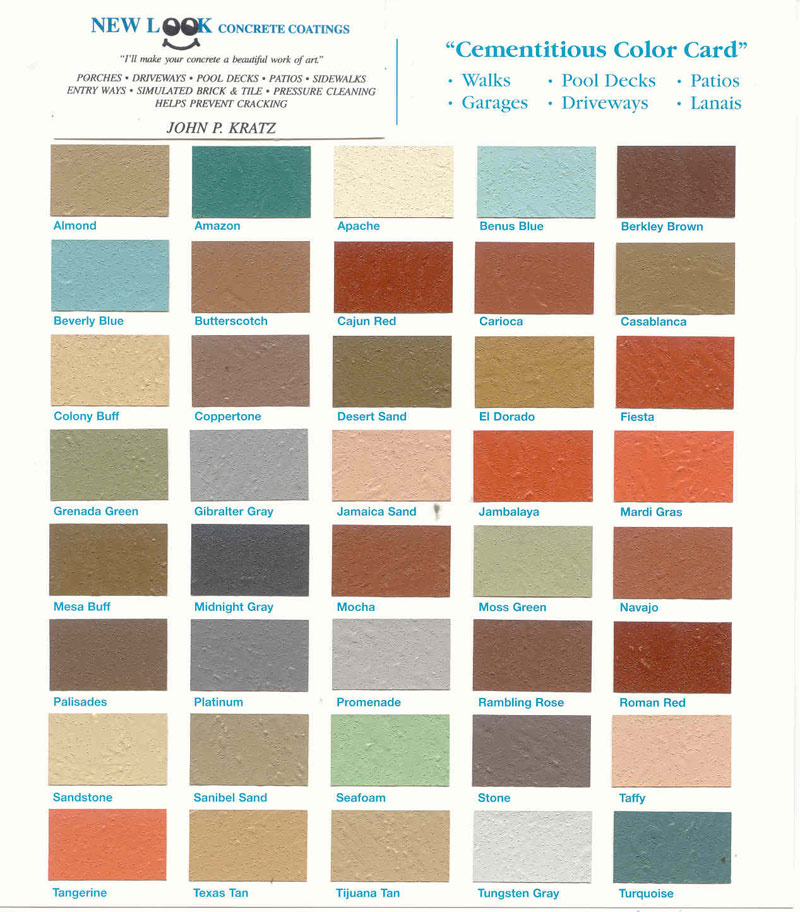 Cool Deck Paint Colors Design And Ideas