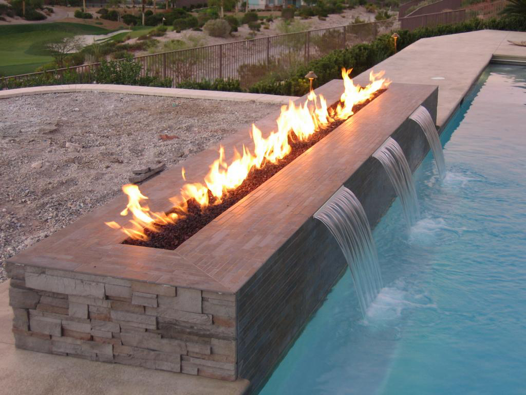 cool modern fire pits » design and ideas - cool modern fire pits
