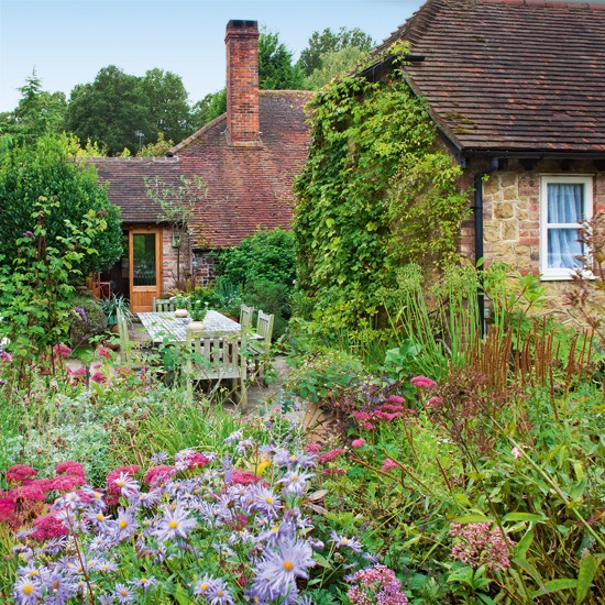 Cottage Garden Design And Ideas