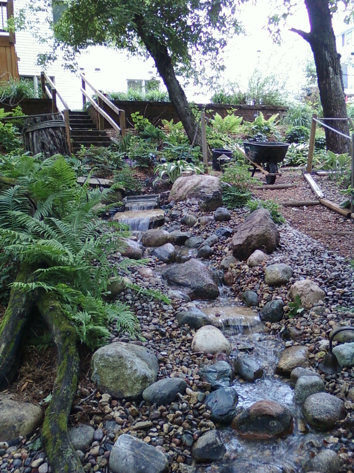 crushed rock landscaping ideas  photo - 2