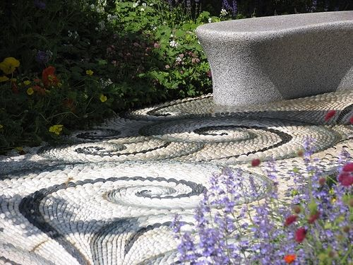 crushed rock landscaping ideas  photo - 1