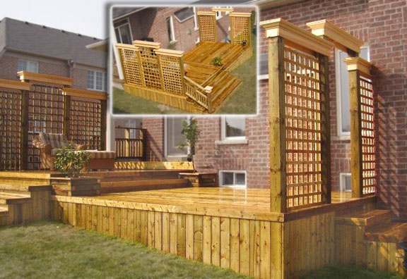 Deck Lattice Ideas Design And Ideas