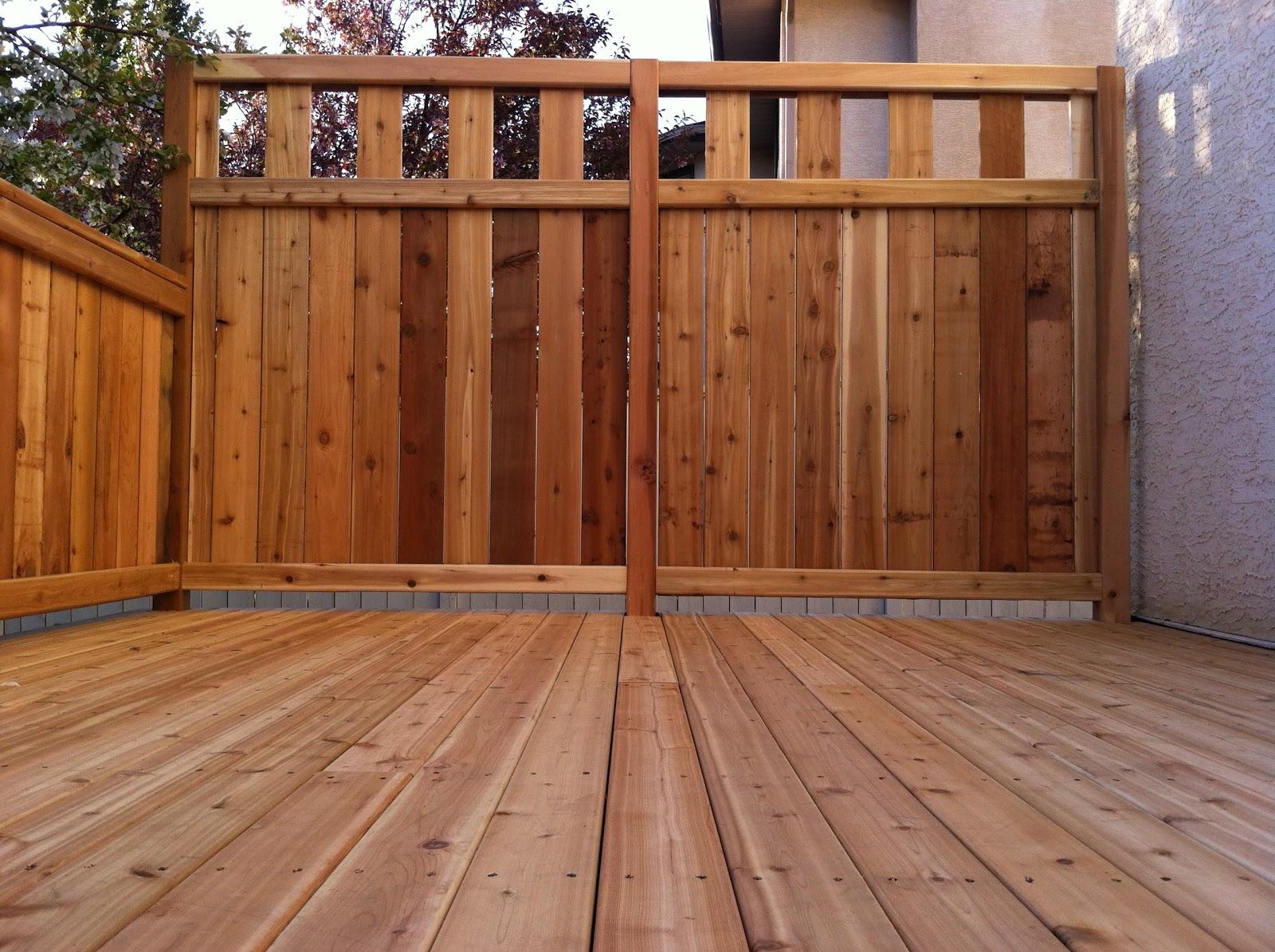 deck privacy screen canada Design and Ideas