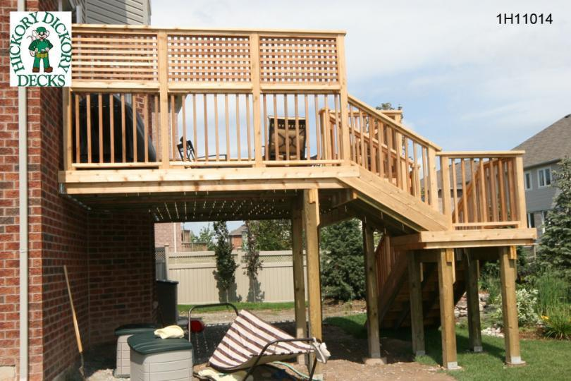 Deck privacy screen lattice design and ideas for Deck privacy screen plans