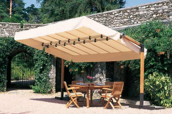 Deck Umbrellas With Netting 187 Design And Ideas