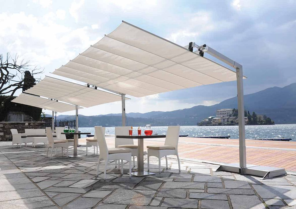 deck umbrellas awnings