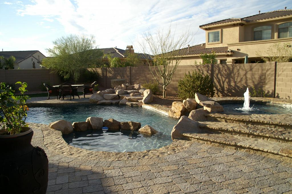 desert landscaping and pools chandler  photo - 3