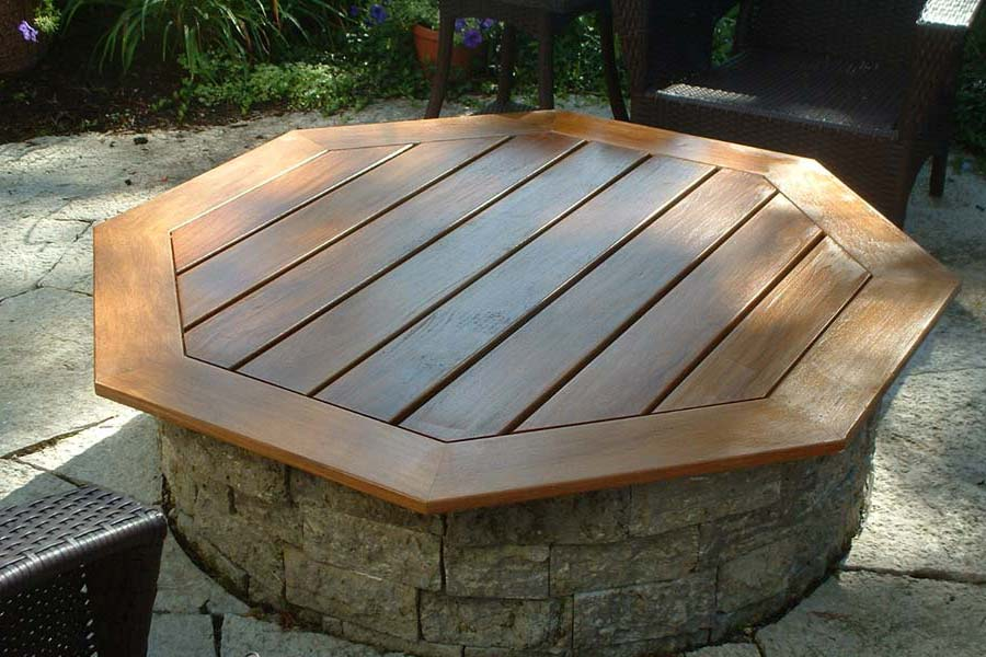 Attractive Fire Pit Table Top Cover Part - 13: Diy Fire Pit Cover