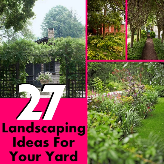 DIY Landscaping For Your Yard