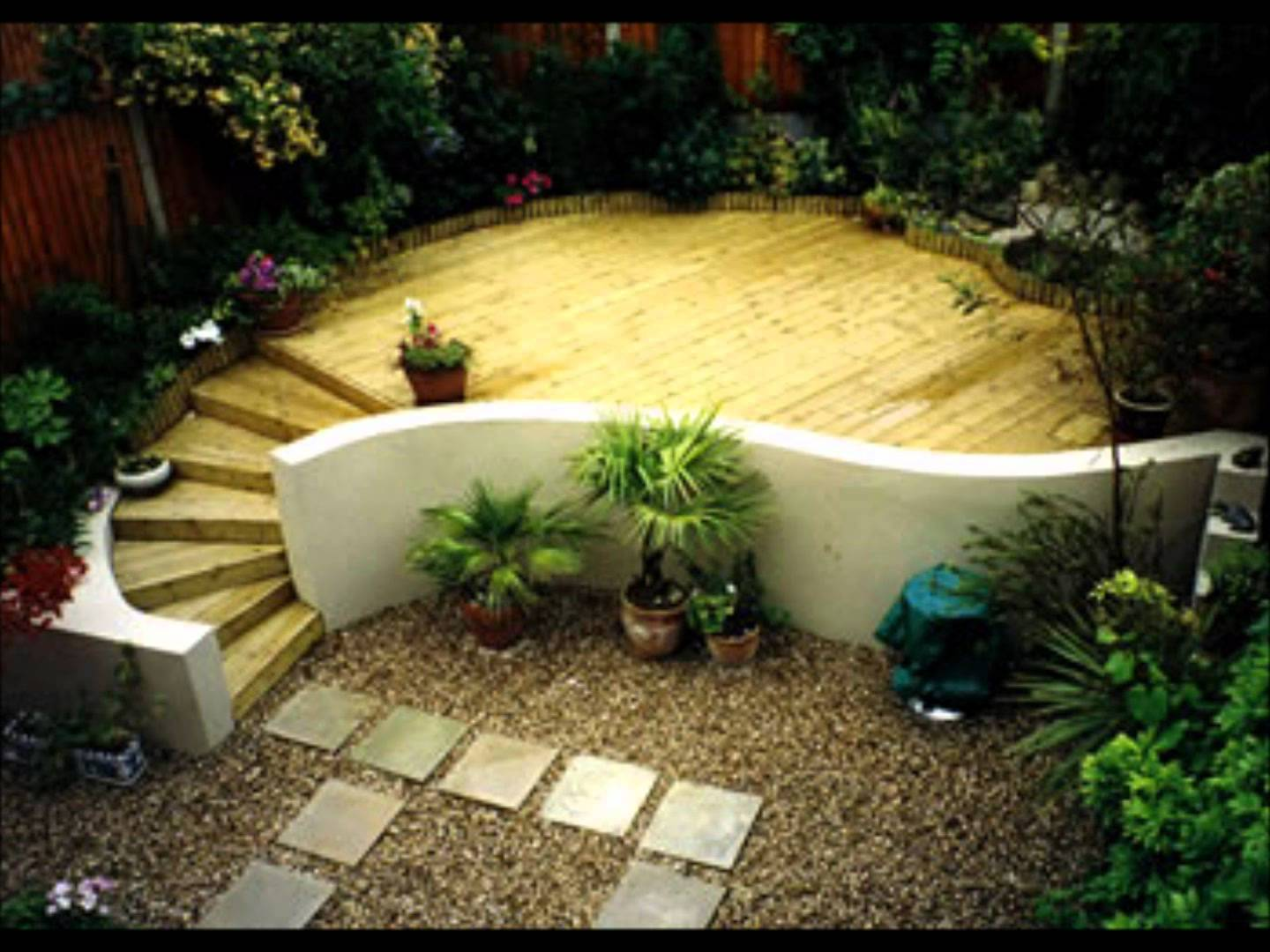 Diy Landscaping Ideas  photo - 2