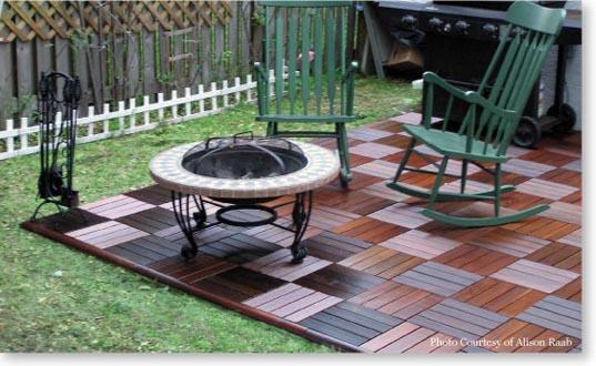 Lovely Diy Patio Deck Ideas