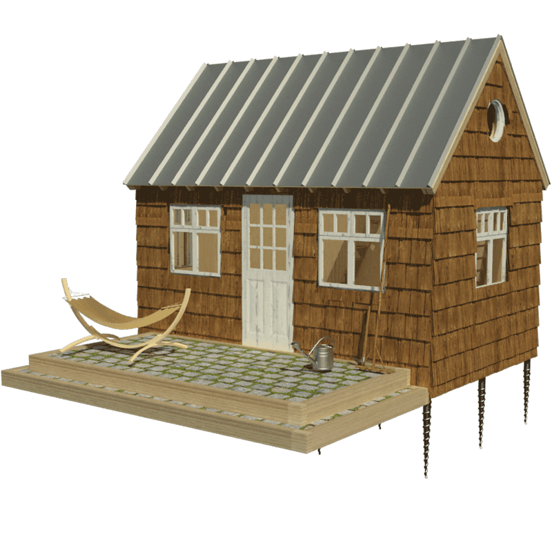 Diy Rustic Cabin Plans