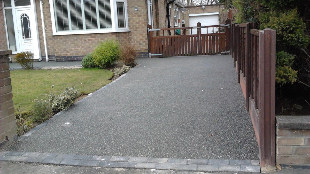 driveway landscaping london