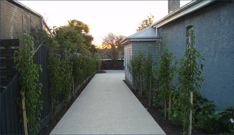 driveway landscaping melbourne