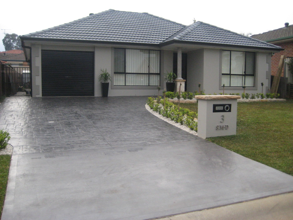driveway landscaping sydney