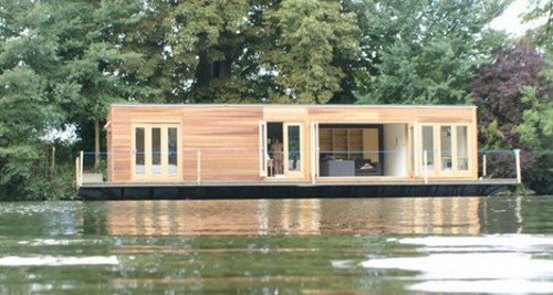 Eco Floating House
