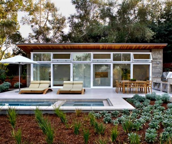 Eco Glass House Design And Ideas