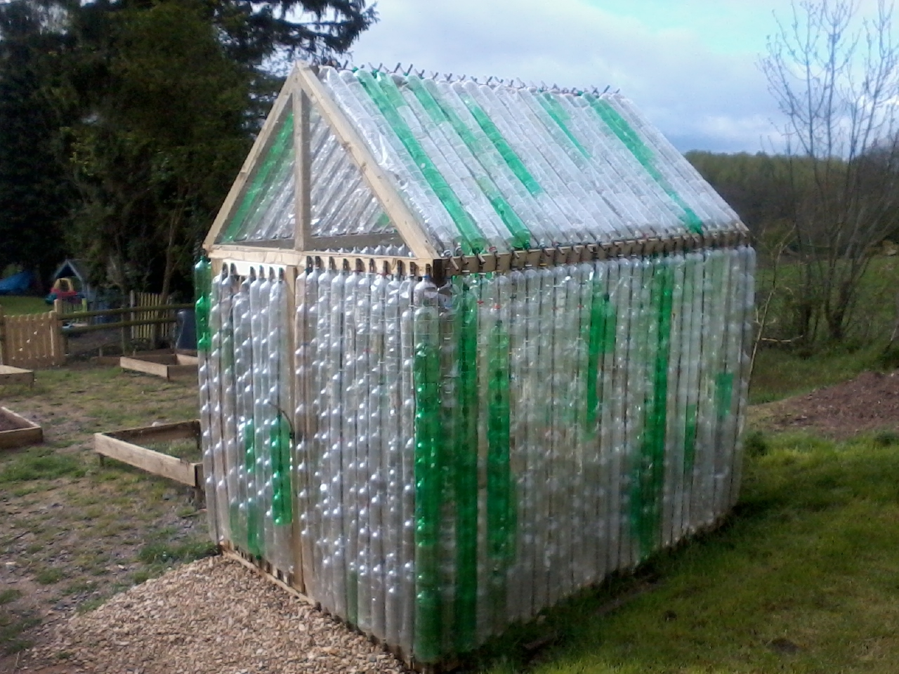 Eco Green House Design And Ideas