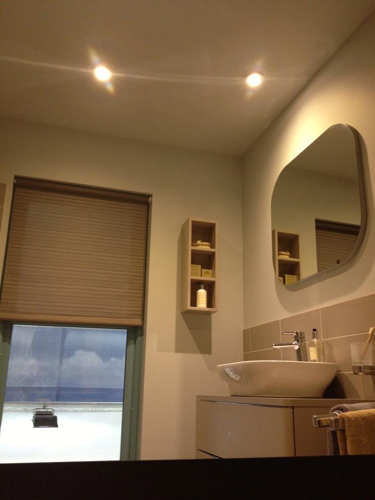 Eco house bathroom design and ideas for Eco bathroom ideas