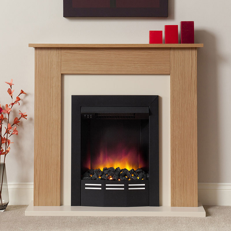 Eco House Fire Place