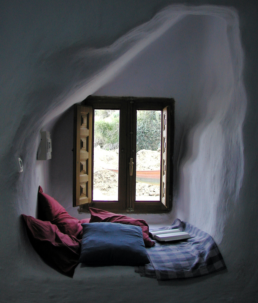 Eco House Reading Nook