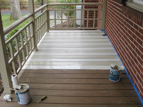 Captivating Wood Deck Paint Colors Part 7