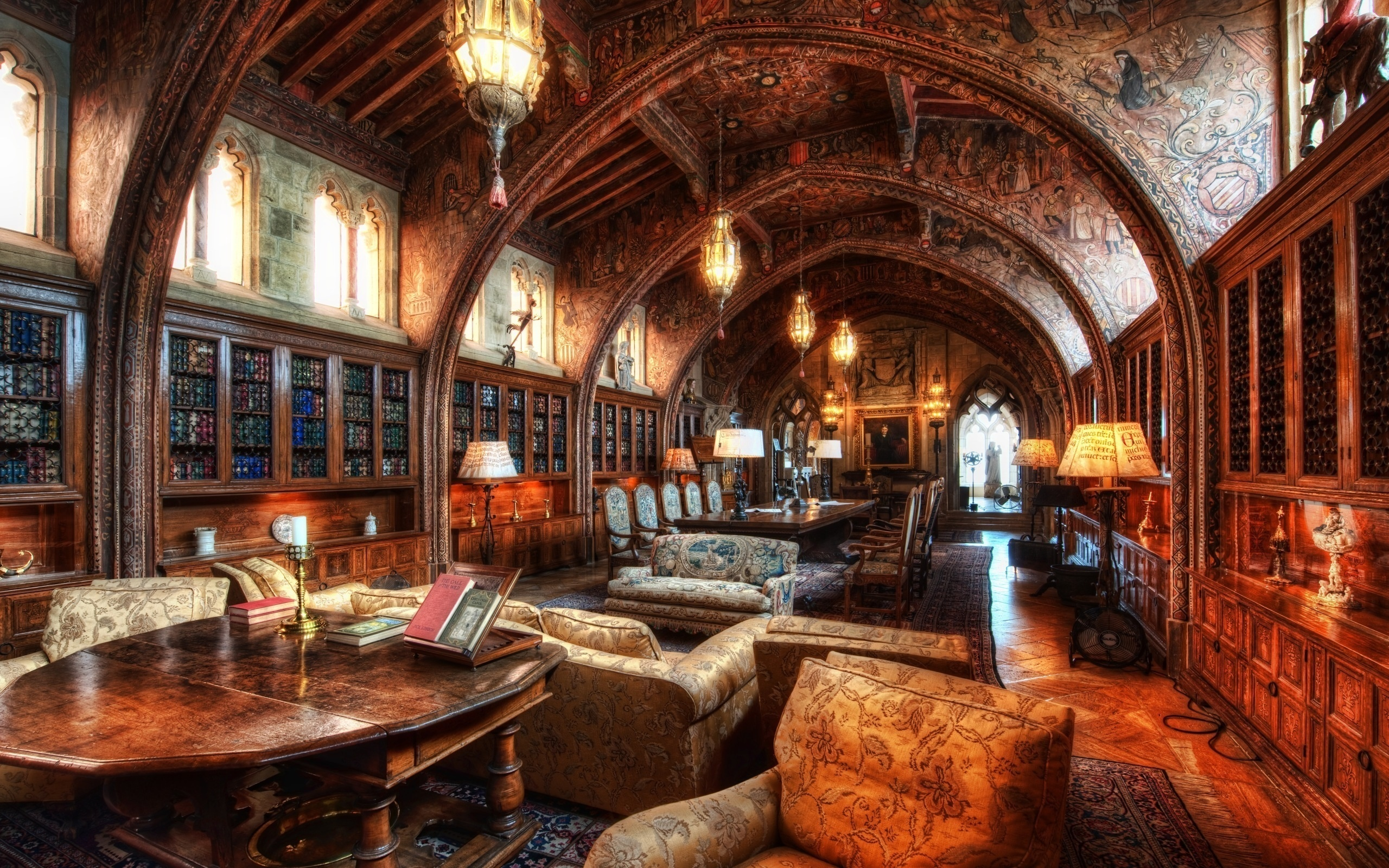 Famous Private Libraries