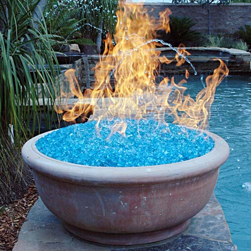 fire glass pits uk