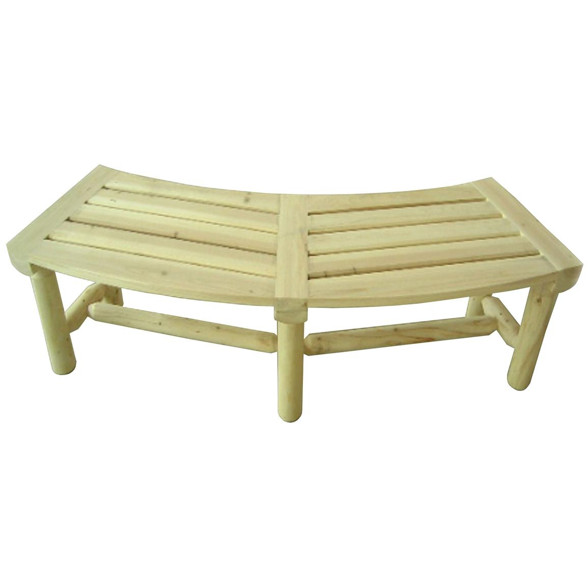 fire pit benches canada