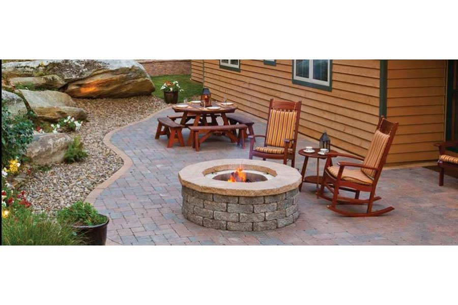 Stone Fire Pits Home Depot 187 Design And Ideas