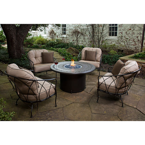 Fire Pit Chairs Costco Photo   2