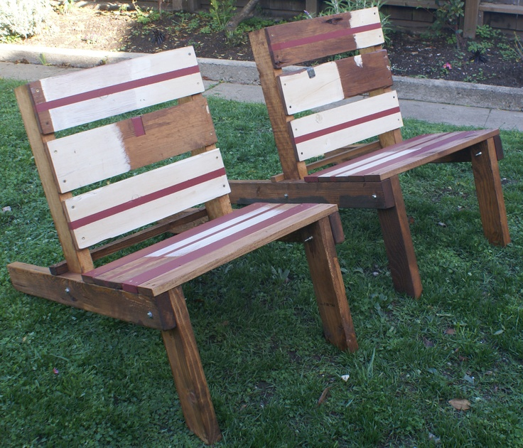 Fire Pit Chairs Diy