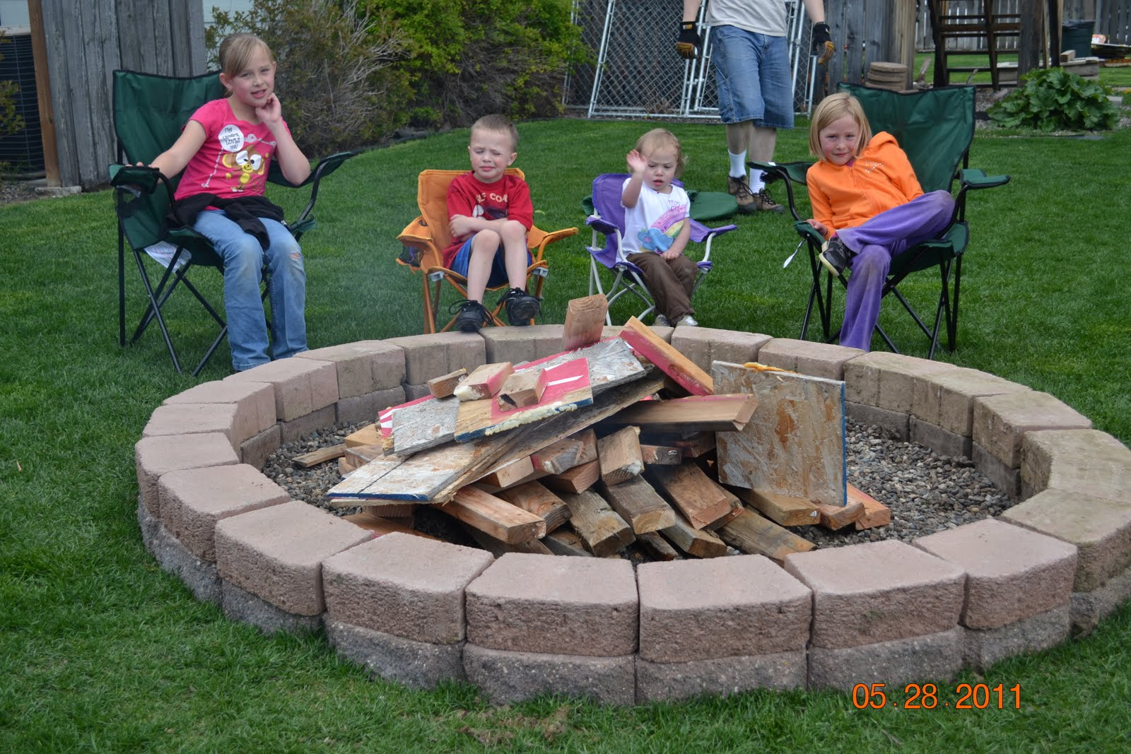 Fire Pit Designs For Backyard