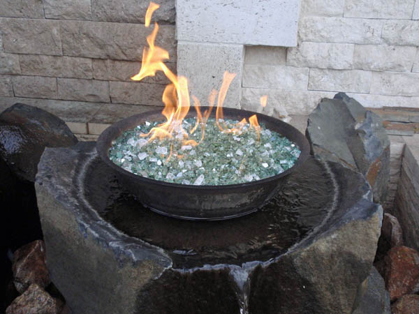 fire pit glass and rocks - Glass Rocks For Propane Fire Pit » Design And Ideas