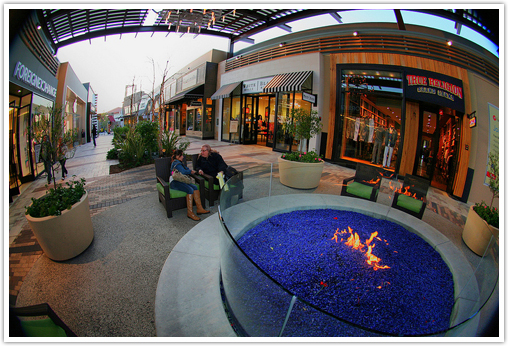 fire pit glass bay area