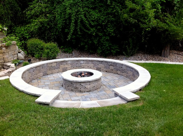 Fire Pit Seating Area Dimensions Design And Ideas