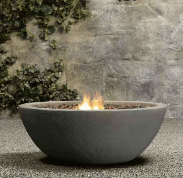 fire pit stones home hardware