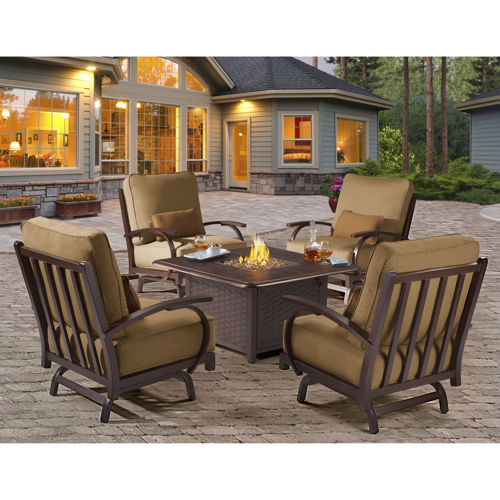 Fire Pit Table And Chairs Set Costco 187 Design And Ideas