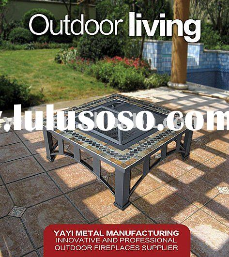 fire pit table set manufacturers