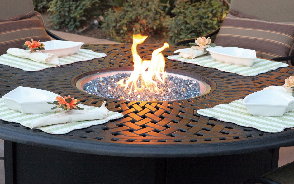 Exceptional Fire Pit Table Sets Propane