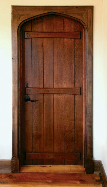 French Batten Door photo - 2