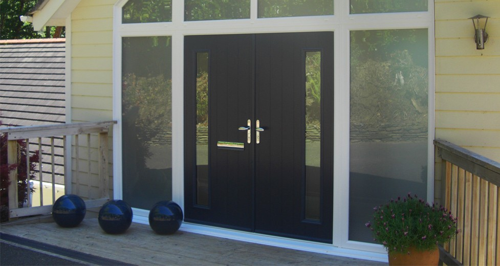 French Composite Door