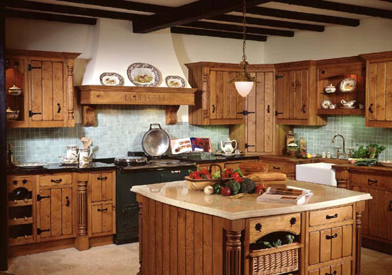 French country kitchen Accessories