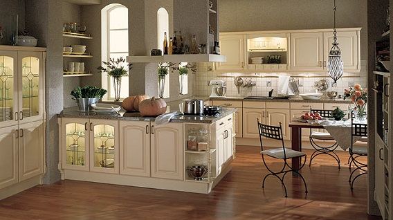 French country kitchen Door Styles