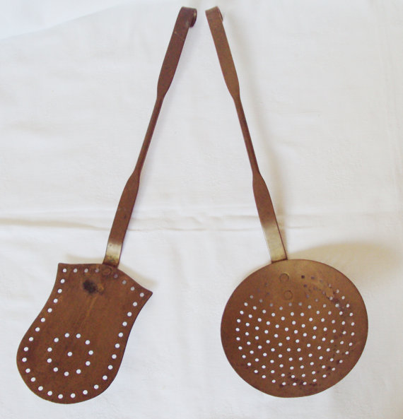French country kitchen Spatula
