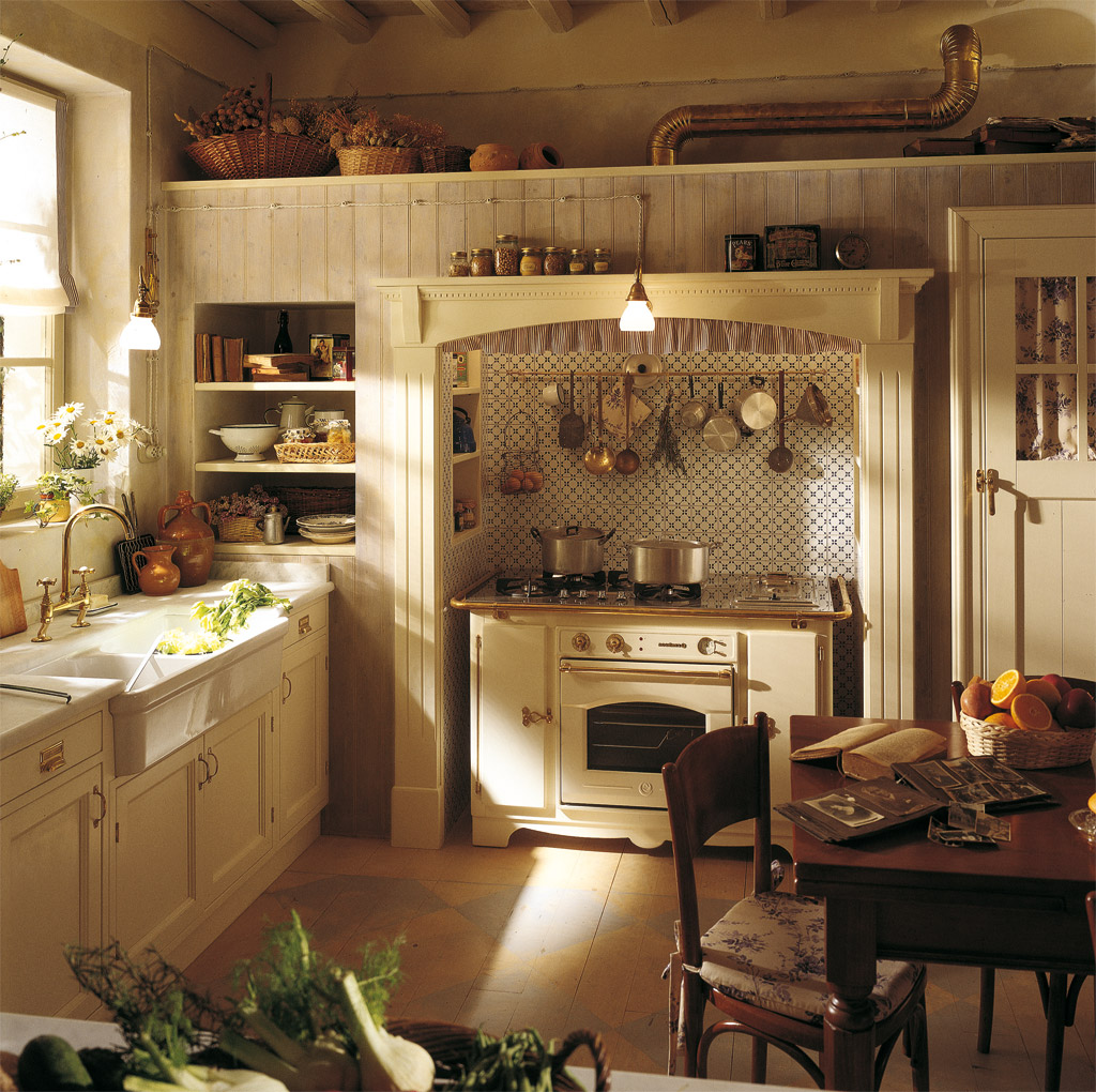 French country kitchen Tap