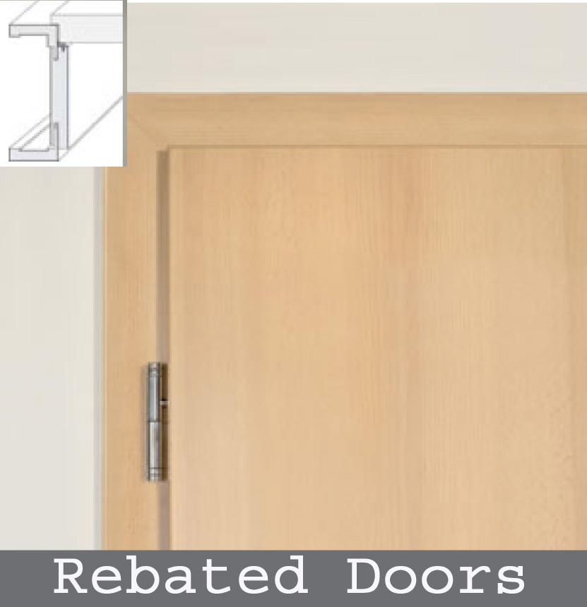 French Rebated Door
